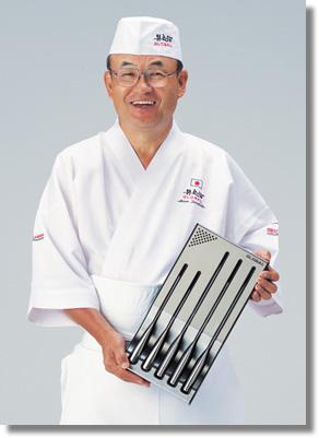 Mr Global - Mino Tsuchida vet allt om hur en slipsten ska dras... (1/2)