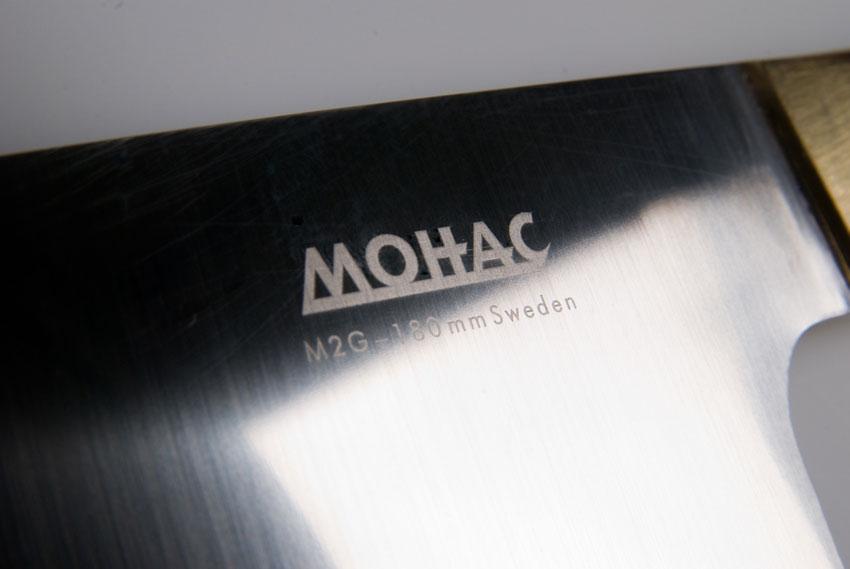 Lanseringen av Mohac Mannerström i sikte - exklusiv intervju med knivdesigner Mikael Uhac - mannen bakom knivarna från Mohac (1/3)
