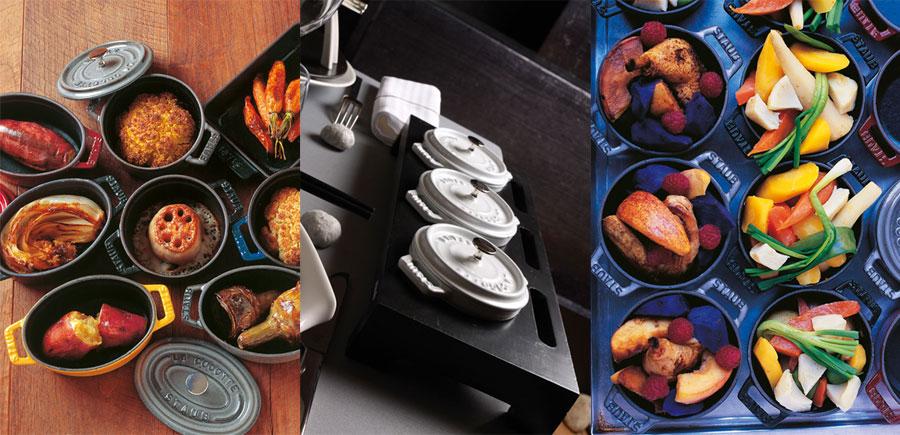 Emaljerade gjutjärnsgrytor från franska Staub senaste nytt i köksbutiken! (3/3)